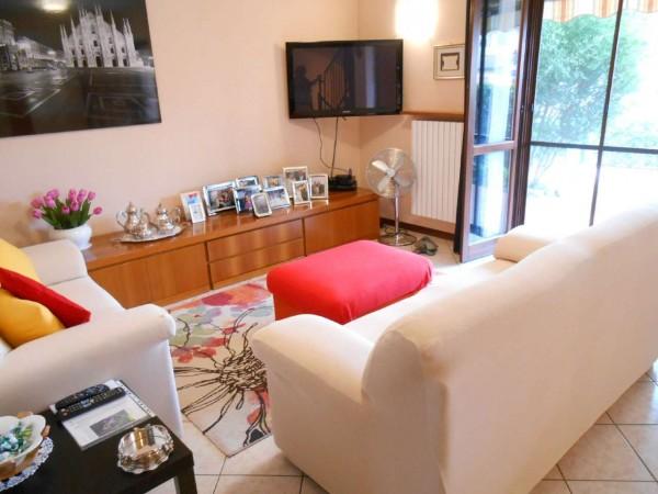 Villa in vendita a Massalengo, Residenziale, Con giardino, 223 mq - Foto 51