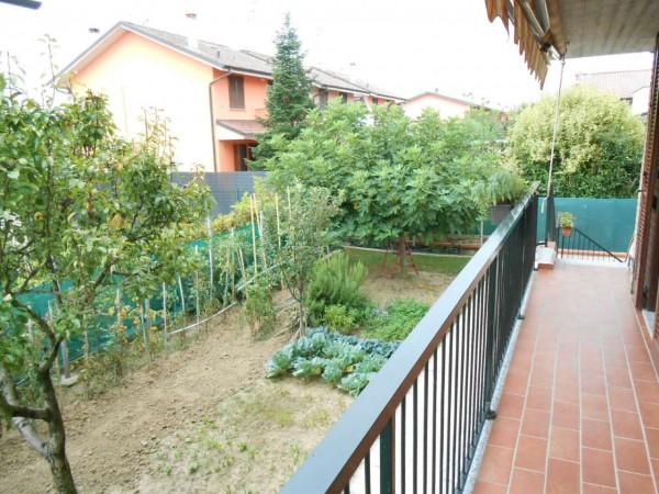 Villa in vendita a Massalengo, Residenziale, Con giardino, 223 mq - Foto 14