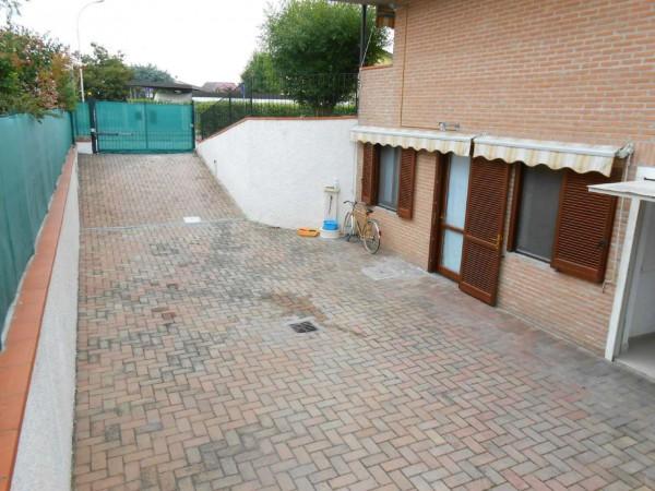 Villa in vendita a Massalengo, Residenziale, Con giardino, 223 mq - Foto 52