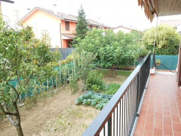 Villa in vendita a Massalengo, Residenziale, Con giardino, 223 mq - Foto 13