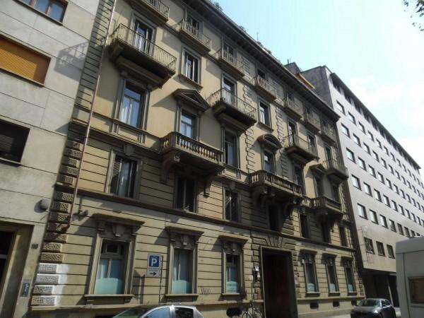 Appartamento in affitto a Torino, Centro, Arredato, 45 mq