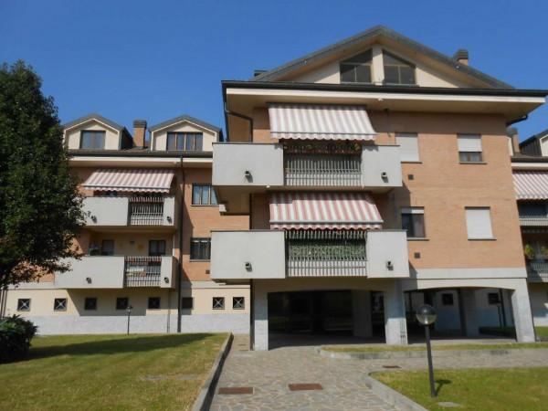 Appartamento in vendita a Carpiano, Residenziale, Con giardino, 143 mq - Foto 6