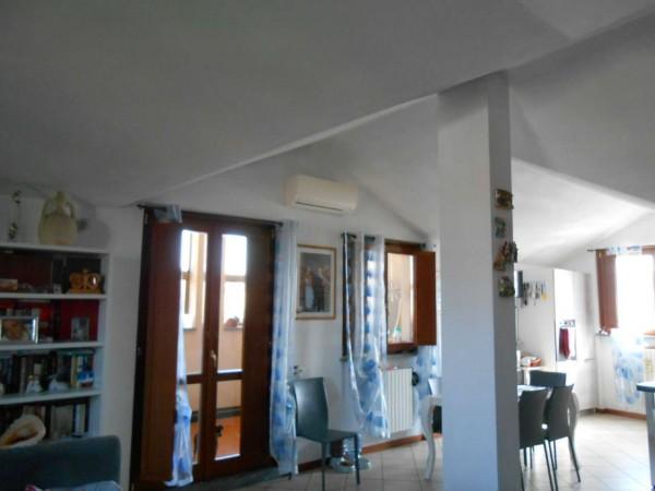 Appartamento in vendita a Carpiano, Residenziale, Con giardino, 143 mq - Foto 42