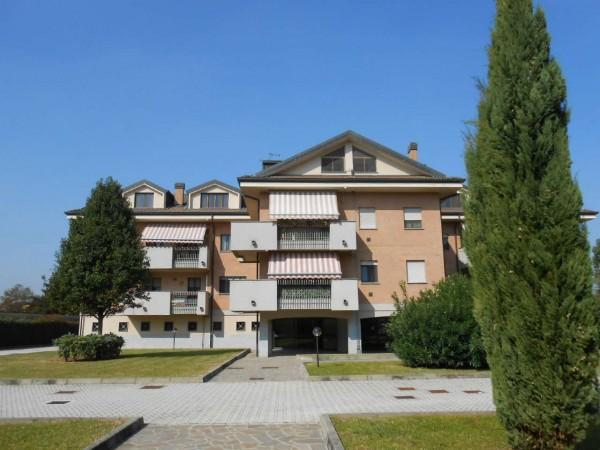 Appartamento in vendita a Carpiano, Residenziale, Con giardino, 143 mq - Foto 3