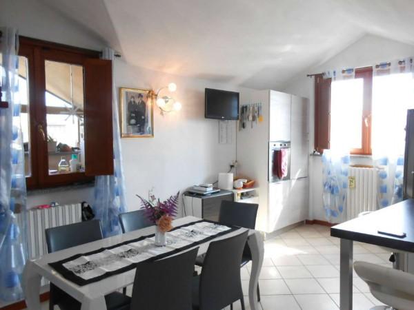 Appartamento in vendita a Carpiano, Residenziale, Con giardino, 143 mq - Foto 61