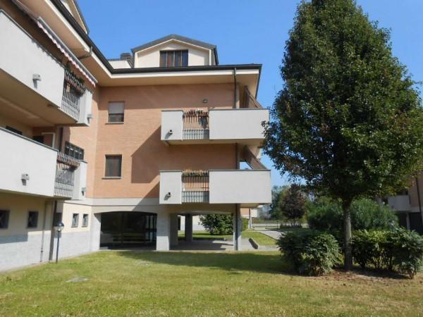 Appartamento in vendita a Carpiano, Residenziale, Con giardino, 143 mq - Foto 4