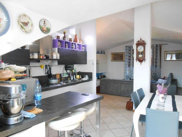 Appartamento in vendita a Carpiano, Residenziale, Con giardino, 143 mq - Foto 44