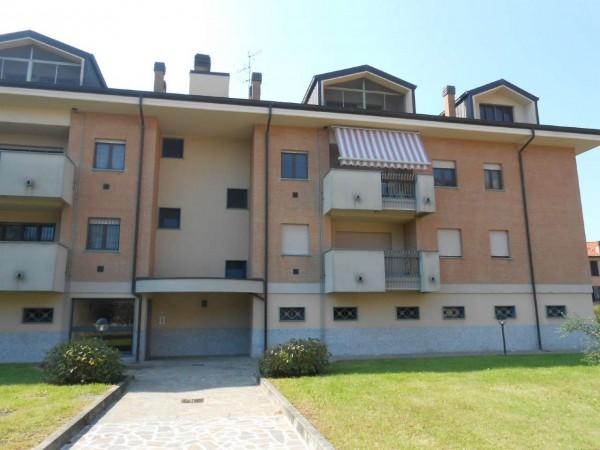 Appartamento in vendita a Carpiano, Residenziale, Con giardino, 143 mq - Foto 10