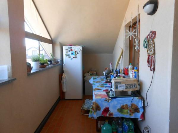 Appartamento in vendita a Carpiano, Residenziale, Con giardino, 143 mq - Foto 48