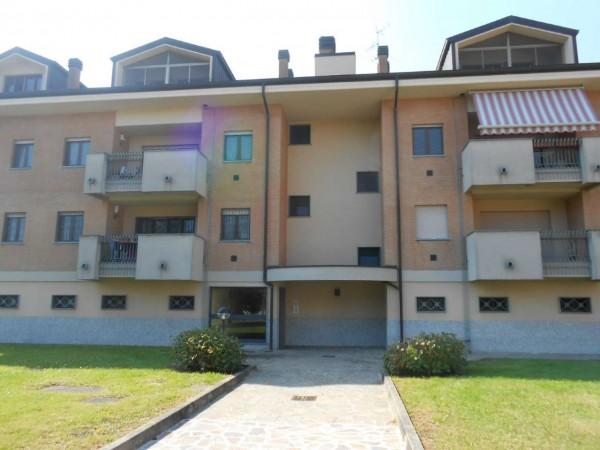 Appartamento in vendita a Carpiano, Residenziale, Con giardino, 143 mq - Foto 11