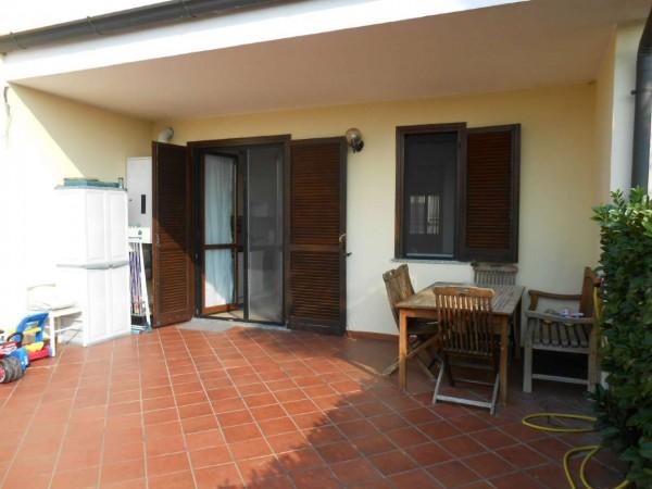 Villa in vendita a Palazzo Pignano, Residenziale, Con giardino, 162 mq