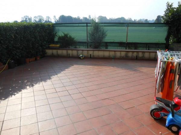 Villa in vendita a Palazzo Pignano, Residenziale, Con giardino, 162 mq - Foto 11