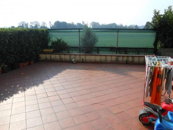 Villa in vendita a Palazzo Pignano, Residenziale, Con giardino, 162 mq - Foto 50