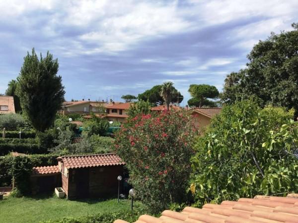 Villa in vendita a Ladispoli, Marina Di San Nicola, Con giardino, 72 mq