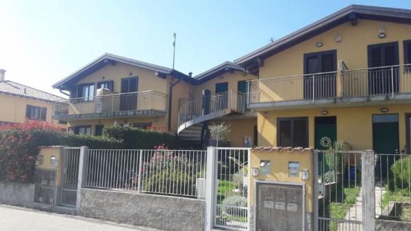 Appartamento in affitto a Vizzola Ticino, Residenziale, Arredato, con giardino, 50 mq