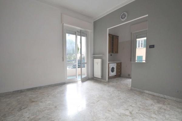 Appartamento in affitto a Genova, Sestri Ponente, Con giardino, 75 mq