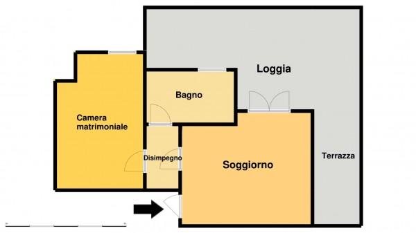 Appartamento in vendita a Brescia, 60 mq - Foto 3