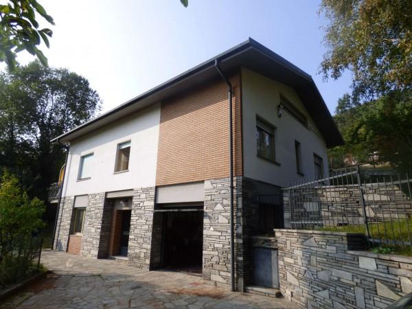 Villa in vendita a Givoletto, Con giardino, 290 mq