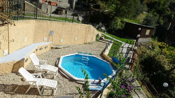 Villa in vendita a Avegno, Posato, 230 mq