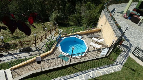 Villa in vendita a Avegno, Posato, 230 mq - Foto 54