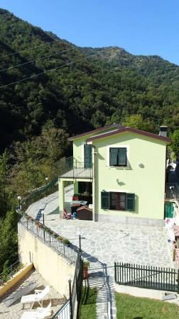 Villa in vendita a Avegno, Posato, 230 mq - Foto 46