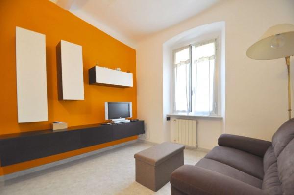 Appartamento in vendita a Genova, Sestri Ponente, Arredato, 40 mq