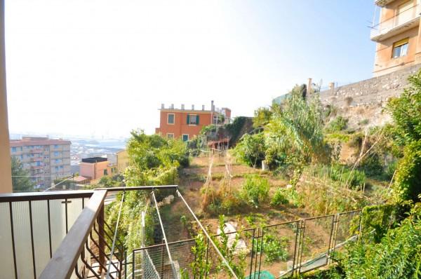 Appartamento in vendita a Genova, Sestri Ponente, Con giardino, 115 mq - Foto 20