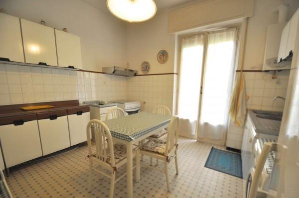 Appartamento in vendita a Genova, Sestri Ponente, Con giardino, 115 mq - Foto 12