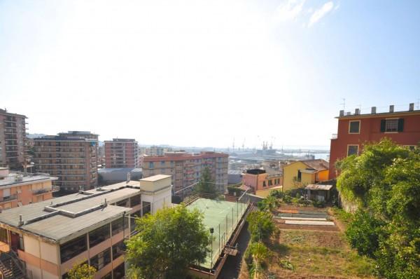 Appartamento in vendita a Genova, Sestri Ponente, Con giardino, 115 mq - Foto 6