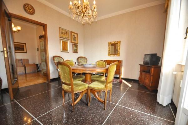 Appartamento in vendita a Genova, Sestri Ponente, Con giardino, 115 mq - Foto 16