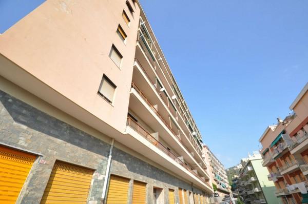 Appartamento in vendita a Genova, Sestri Ponente, Con giardino, 115 mq - Foto 4