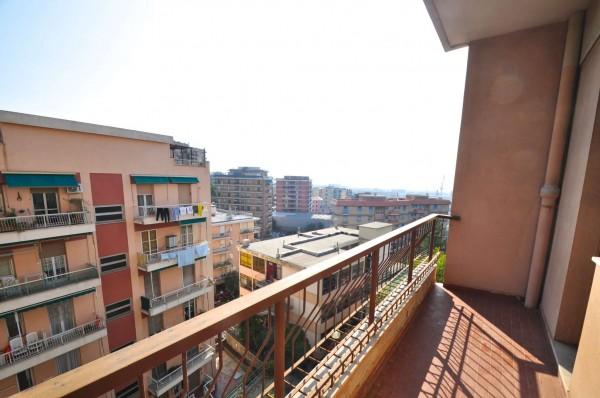 Appartamento in vendita a Genova, Sestri Ponente, Con giardino, 115 mq - Foto 19