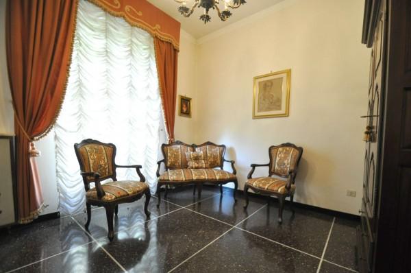 Appartamento in vendita a Genova, Sestri Ponente, Con giardino, 115 mq - Foto 18