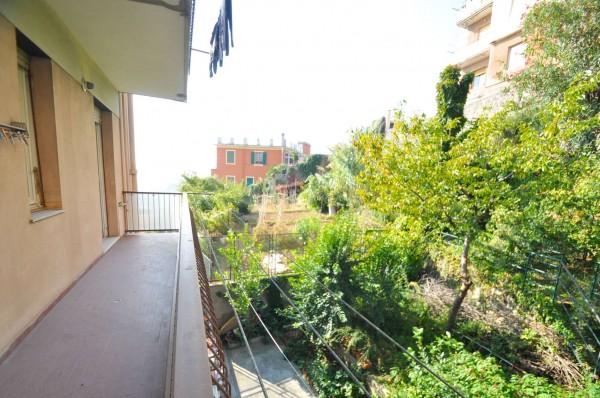 Appartamento in vendita a Genova, Sestri Ponente, Con giardino, 115 mq - Foto 8