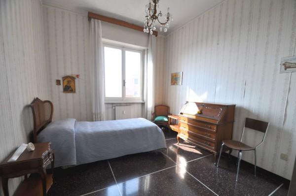 Appartamento in vendita a Genova, Sestri Ponente, Con giardino, 115 mq - Foto 7