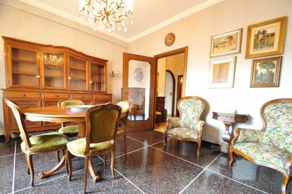 Appartamento in vendita a Genova, Sestri Ponente, Con giardino, 115 mq - Foto 17