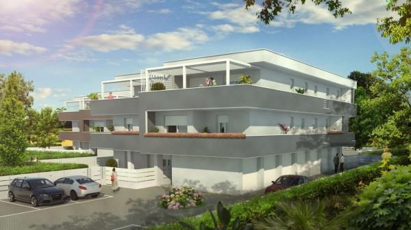 Appartamento in vendita a Albignasego, San Tommaso, Con giardino, 100 mq