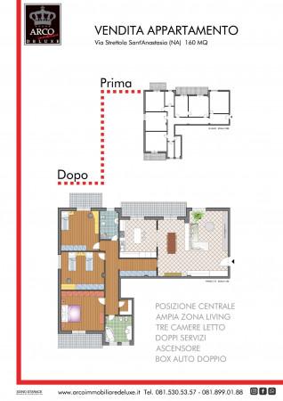Appartamento in vendita a Sant'Anastasia, 160 mq