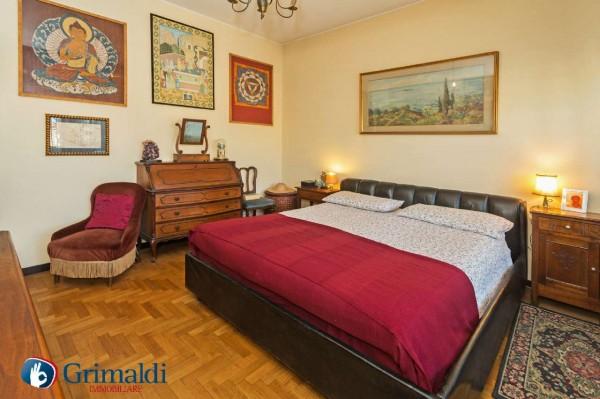 Appartamento in vendita a Milano, Con giardino, 160 mq - Foto 22