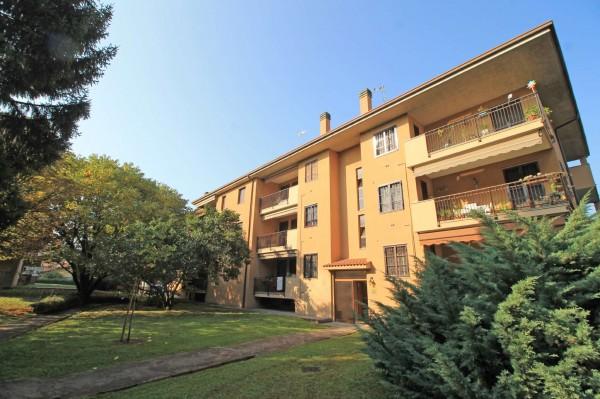 Appartamento in vendita a Cassano d'Adda, Annunciazione, Con giardino, 117 mq