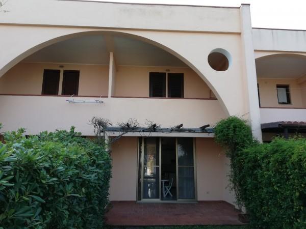 Villetta a schiera in vendita a Cassano all'Ionio, Sibari, Con giardino, 90 mq