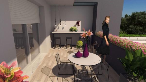 Appartamento in vendita a Albignasego, San Tommaso, 90 mq