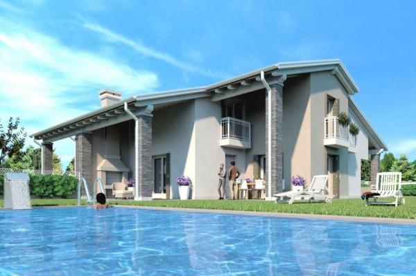 Appartamento in vendita a Albignasego, San Giacomo, Con giardino, 150 mq