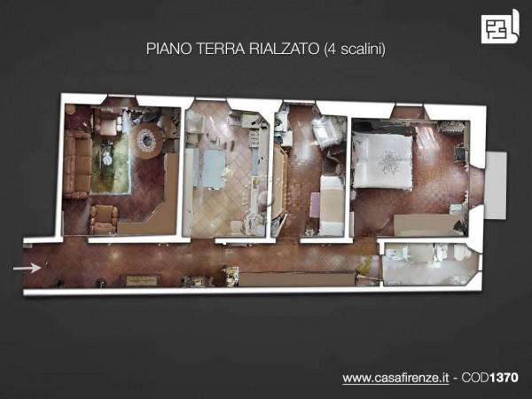 Appartamento in vendita a Firenze, 95 mq - Foto 3