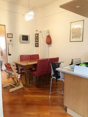 Appartamento in vendita a Roma, Appio Claudio, Con giardino, 110 mq
