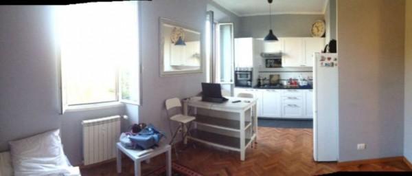 Appartamento in vendita a Roma, Monteverde, Con giardino, 65 mq