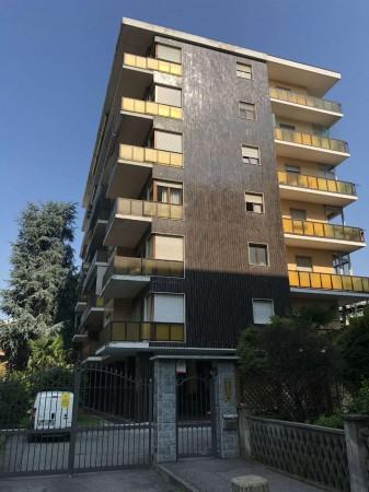 Appartamento in vendita a Collegno, Borgata Paradiso, Con giardino, 89 mq