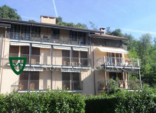 Appartamento in vendita a Induno Olona, Con giardino, 66 mq