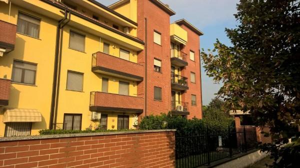 Appartamento in affitto a Arluno, Residenziale, Con giardino, 80 mq