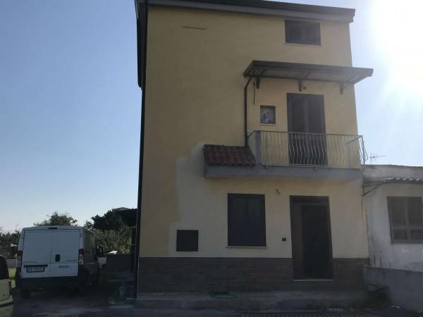 Villa in affitto a Somma Vesuviana, Con giardino, 150 mq